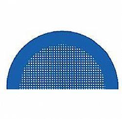 Grade cobre com carbono ultrafino-A 400 mesh, 50 unidades