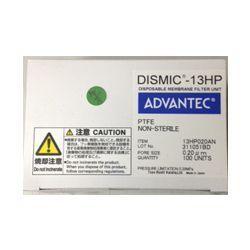 Filtro seringa MFS-13 não estéril PTFE Hidrofílico 13mm x 0,20µm