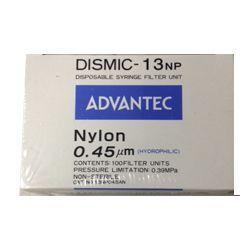 Filtro de seringa-MFS-13 não estéril Nylon 13mm x 0,45µm