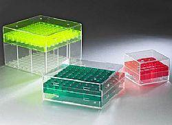 Rack 81 posições para nitrogenio, 1,5 a 2,0mL com tampa (1 unid)