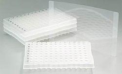 Filme transparente para selagem de microplacas de PCR