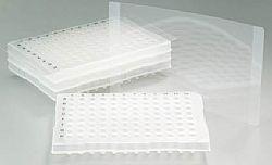 Filme transparente para selagem de microplacas de qPCR UltraFlux