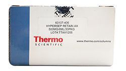 Cartucho SPE HyperSep Retain-AX, 500mg/6mL