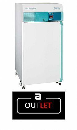 CONJUNTO PROMOCIONAL HETTCUBE 400R-Incubadora Refrigerada HettCube 400R